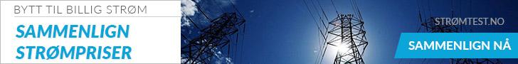 sammenlign strømleverandører